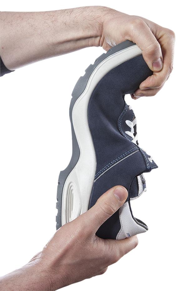 Flekibel sko